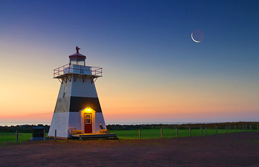 Tignish Shore Lighthouse 20120914