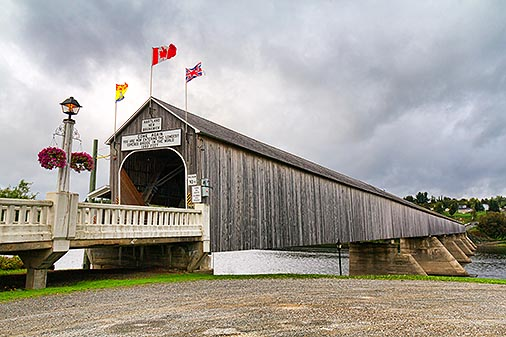 Worlds Longest Covered Bridge 27971