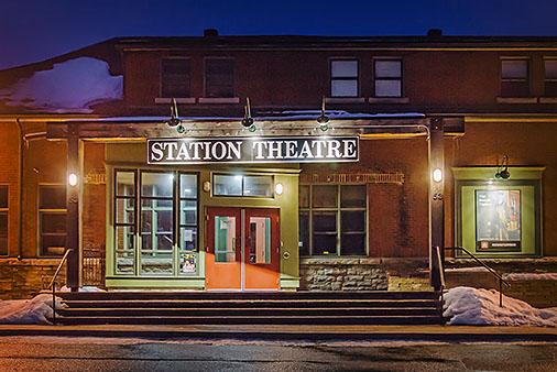 Station Theatre 20130112