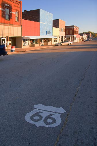 Historic Route 66 - Galena 20071030