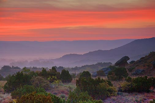 Palo Duro Canyon 20071110-72095