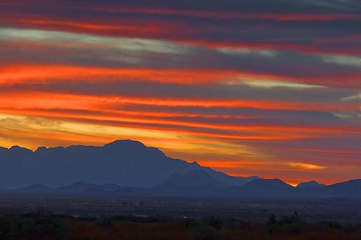 Arizona Sunset 20071120