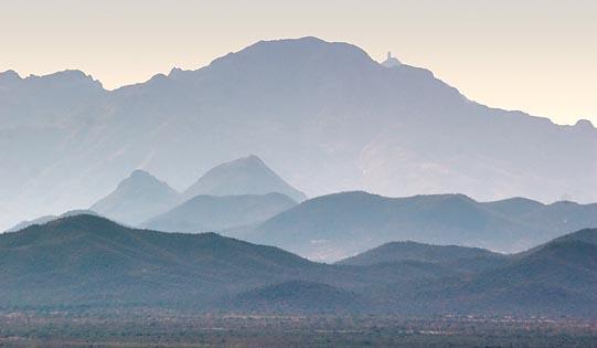 Mountain Layers 74246