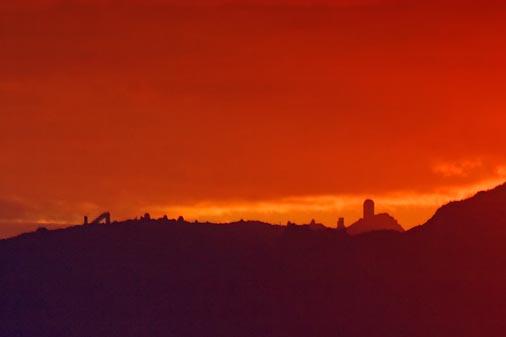 Sunset Over Kitt Peak 74490 (crop)