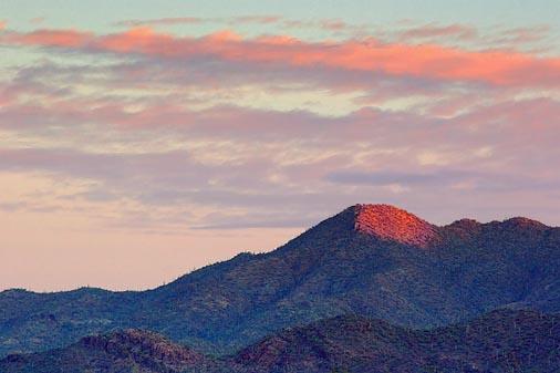 Mountain Daybreak 20071219