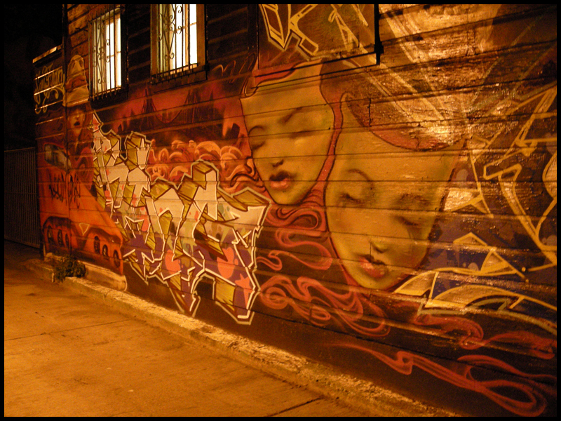 osage alley and 25th