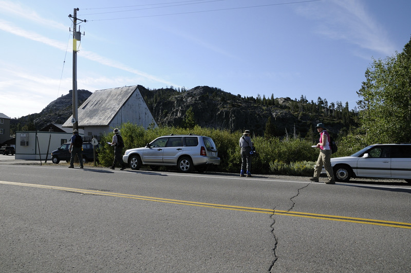 Aug 22 - Starting at Donner Pass