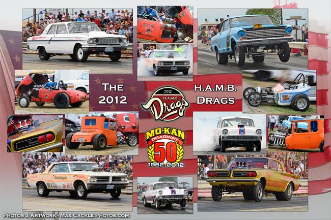 2012 HAMB Drags