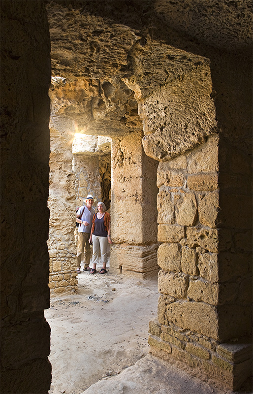 In the Tomb of Kings