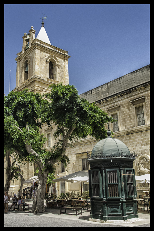 St. Johns Catedral, Valletta
