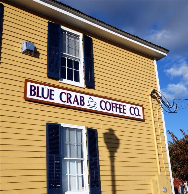 Blue Crab Coffee
