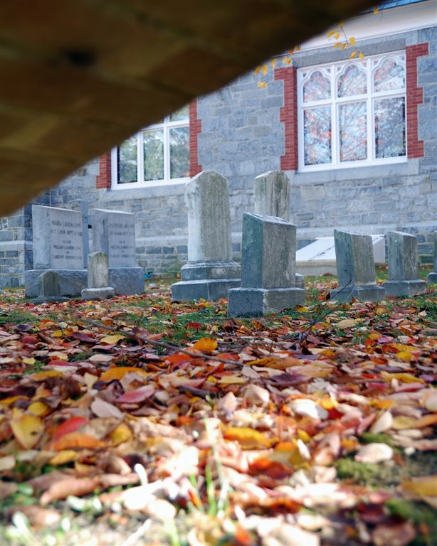 Cemetery at Christ Church