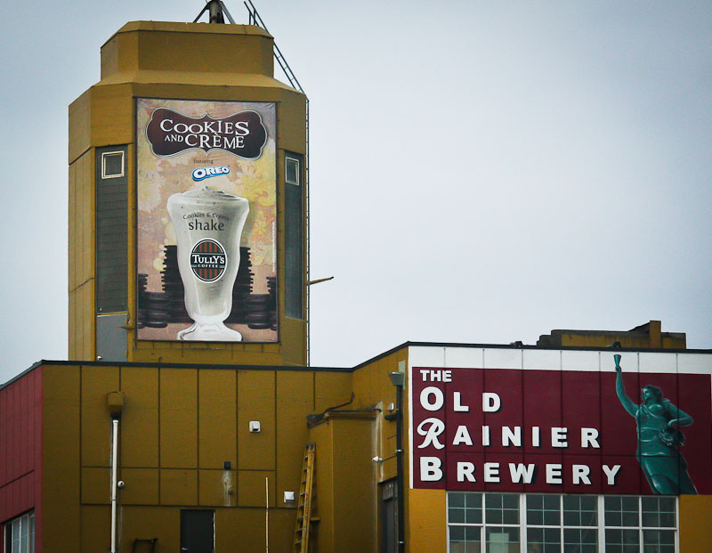 The Old Rainier Brewing Company