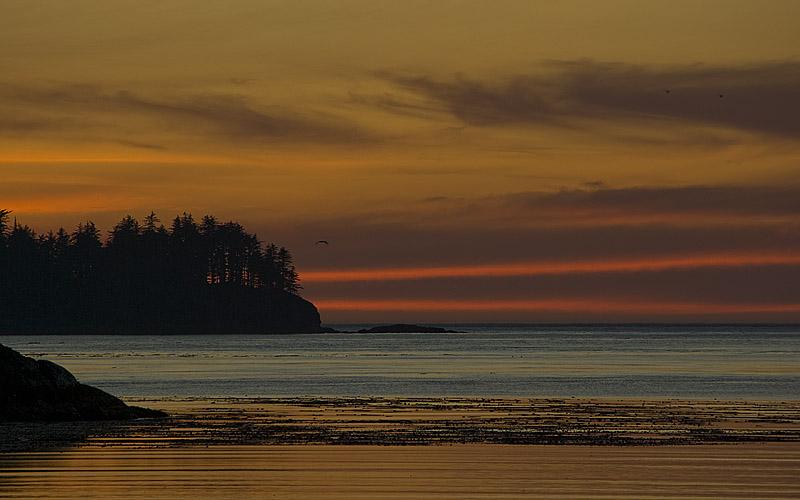 Sunset From Vansitart Island