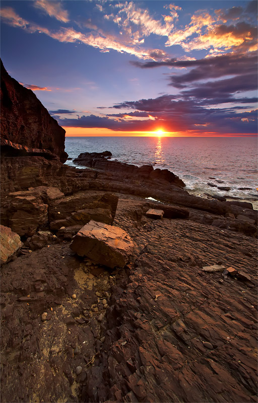 Hallet Cove Sunset