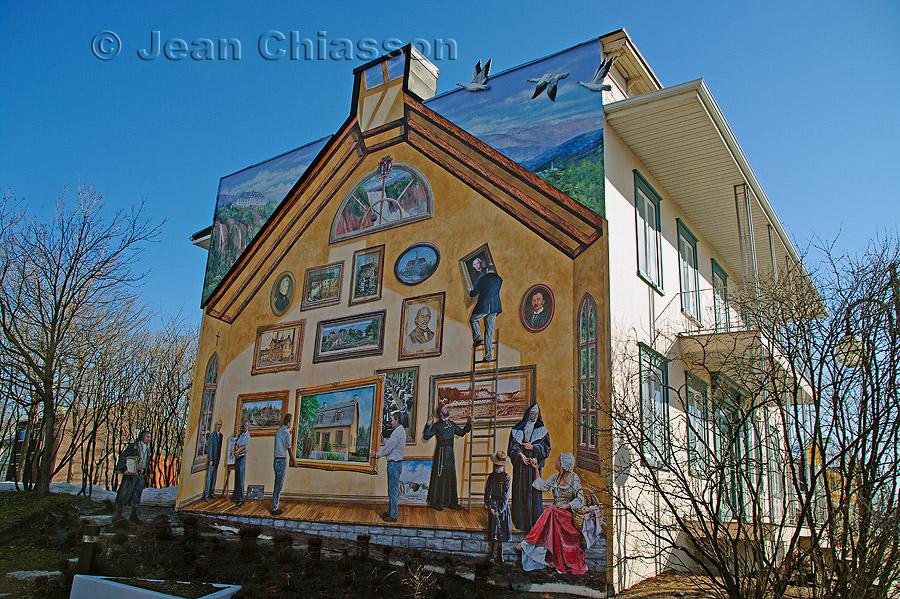 Murale Beauport