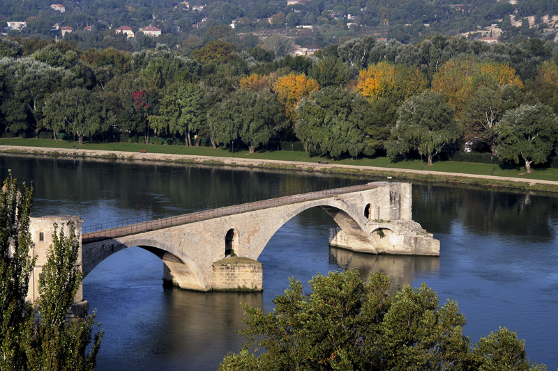 Here it is....Le Pont dAvignon