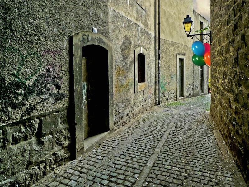 Along my Diagon Alley...