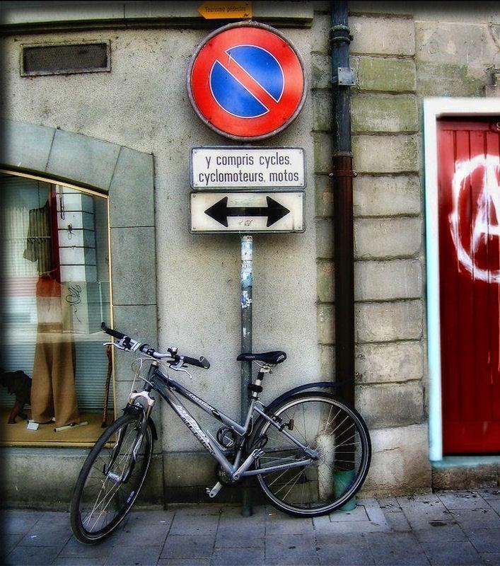 The anarchists bike
