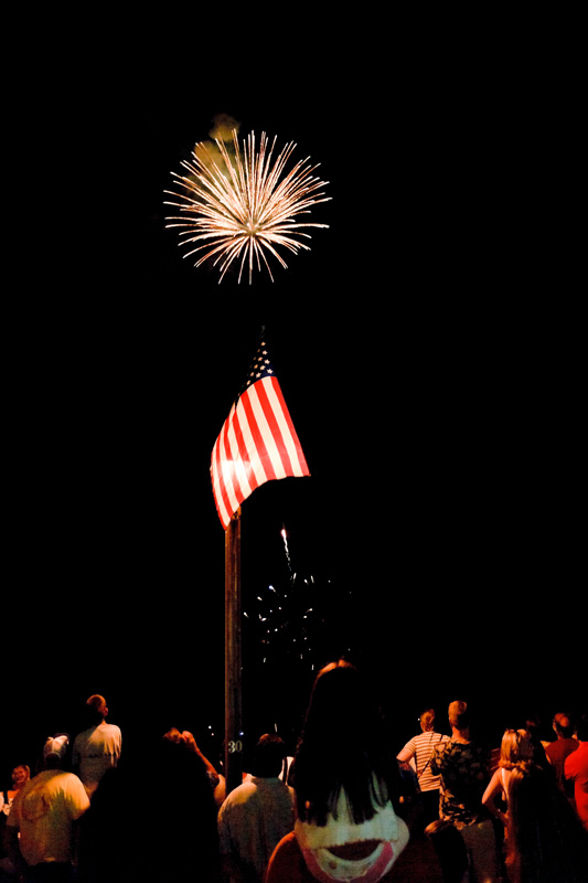 Independance Day in Lahaina 03093