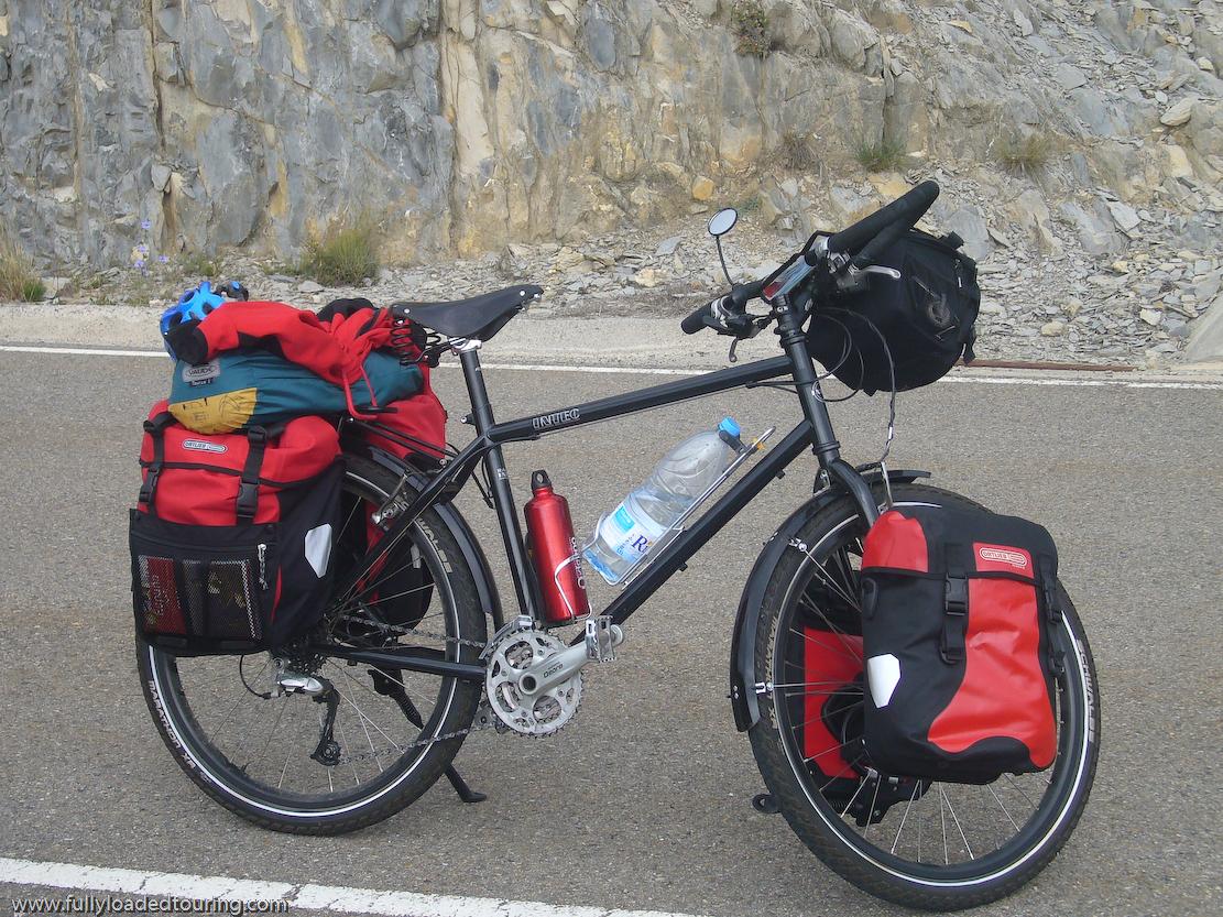 309   Carles - Touring Spain - Intec S1 touring bike