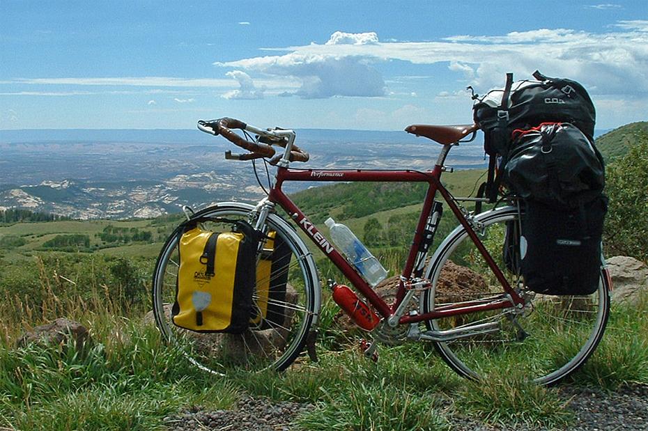 222  Cristallo - Touring Utah - Klein Performance touring bike