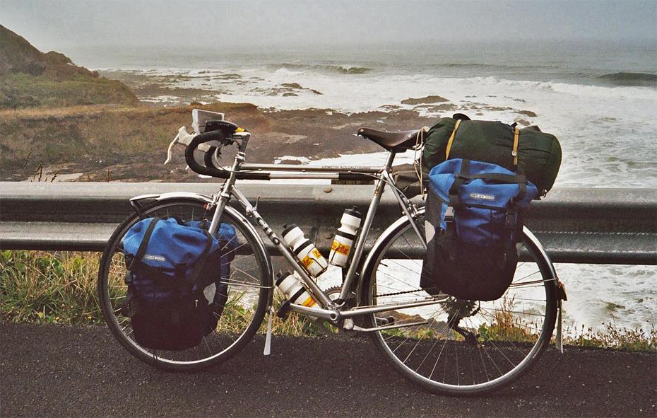 244  Demetri - Touring Oregon - Cilo Sprint-X touring bike