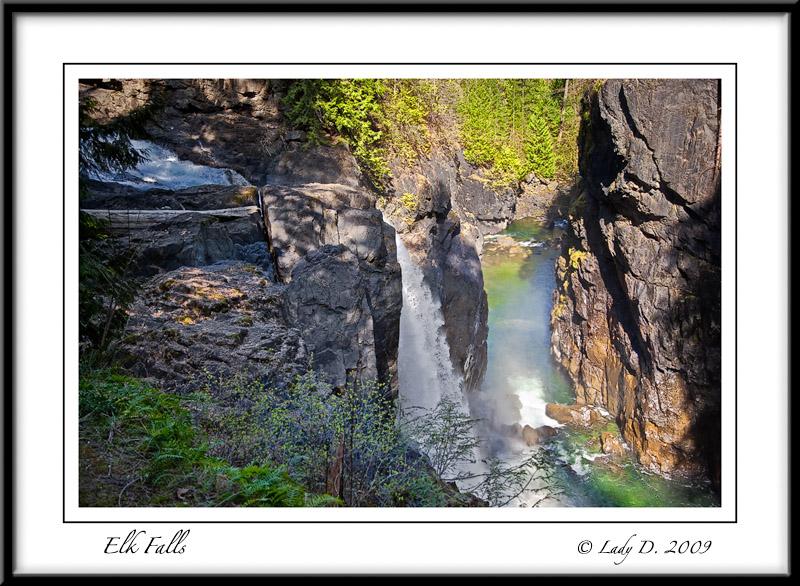 Upper Elk Falls