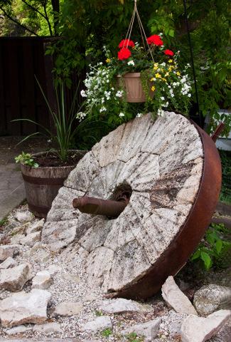 Garden Millstone