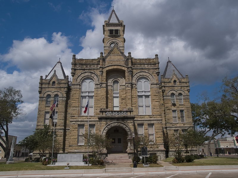 Lavaca County - Hallettsville