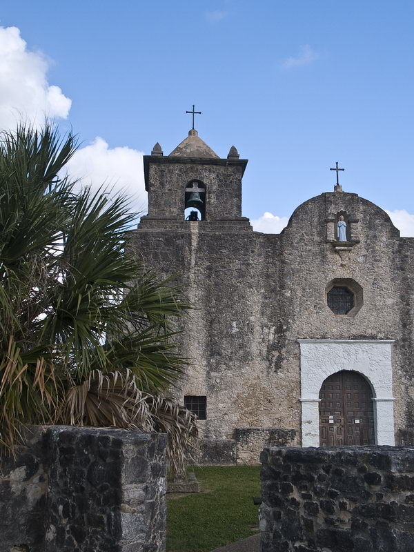 Presidio La Bahía Mission - Goliad
