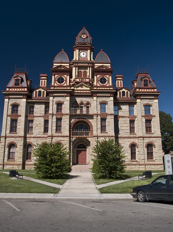 Caldwell County - Lockheart