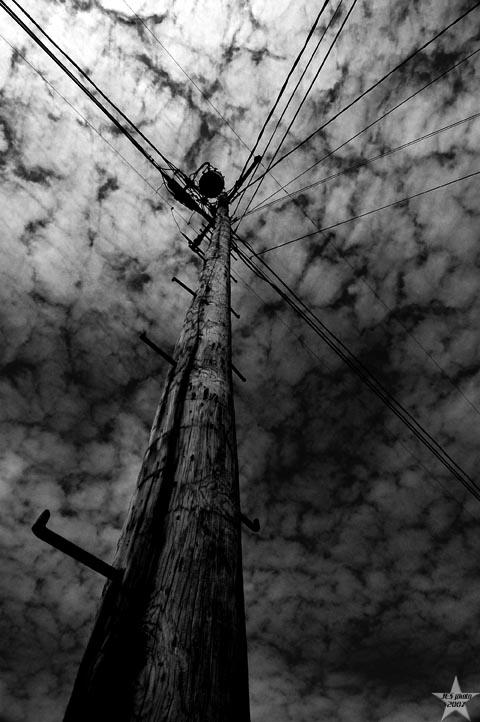 Pole to the Heavens