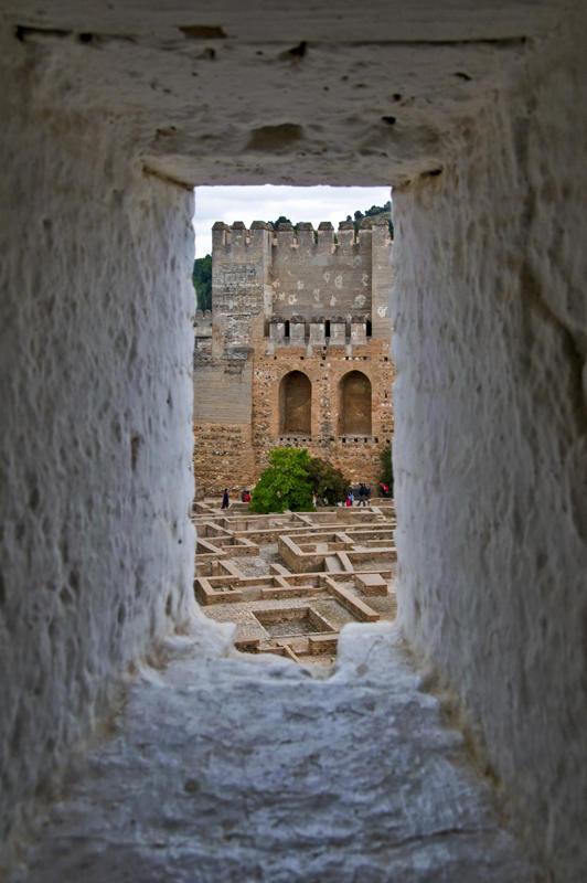 Alcazabar, Granada