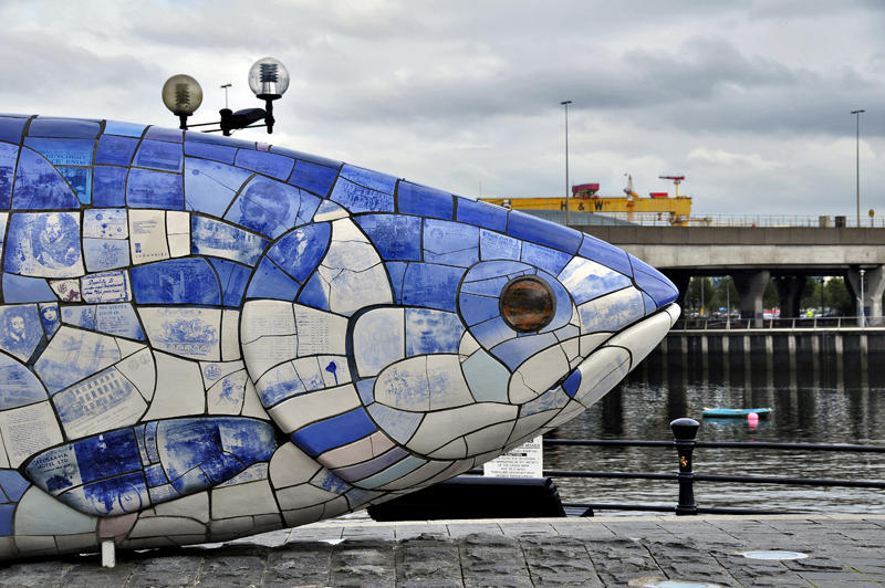 Belfast Big Fish