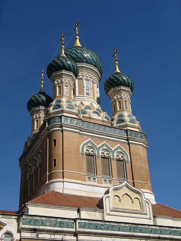 Russian Orthodox Cathedral Nice
