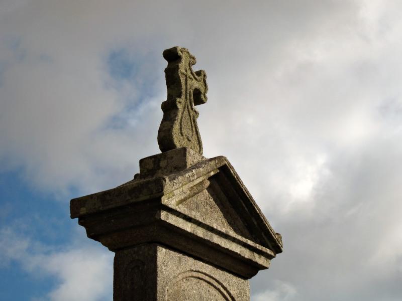St Anns Burial Ground, Glenasmole