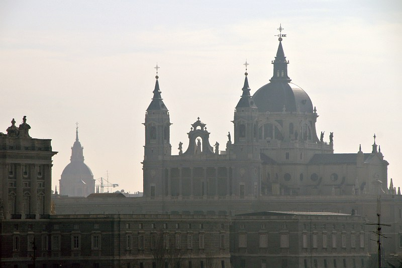 Madrid - Cathedral