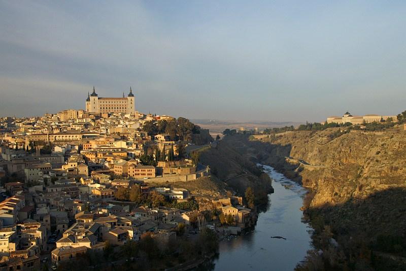 Toledo - River Tagus