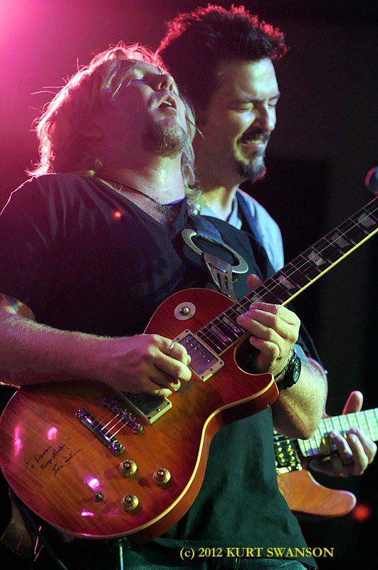 Devon Allman & Mike Zito