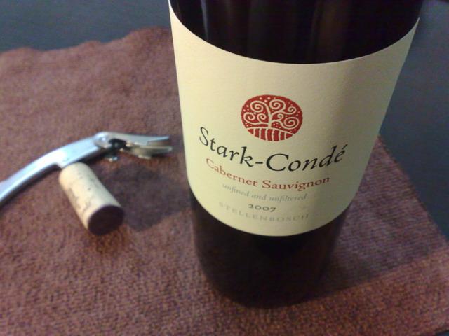 Stark-Conde 2007 Cabernet Sauvignon