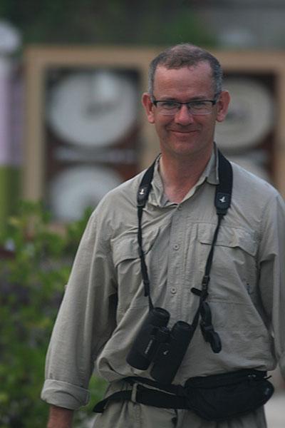 Martin Lindop