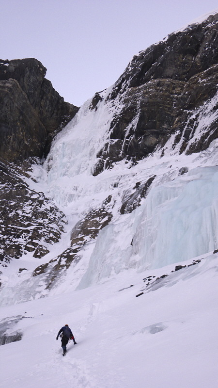 Back to Bow Falls