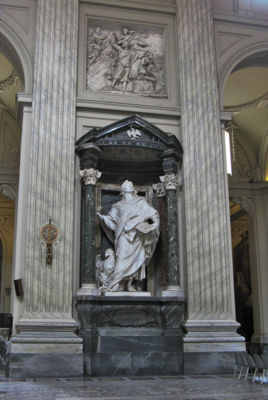 Saint John<br /> San Giovanni in Laterano<br />9420
