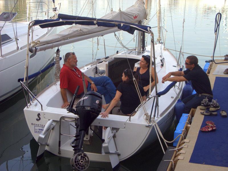 Beneteau Boat Show