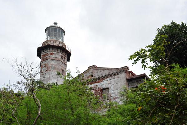Cape Bojeador Lighthouse, 1887, Ilocos Norte