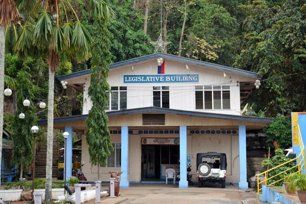 Legislative Building, Culionn (Palawan)
