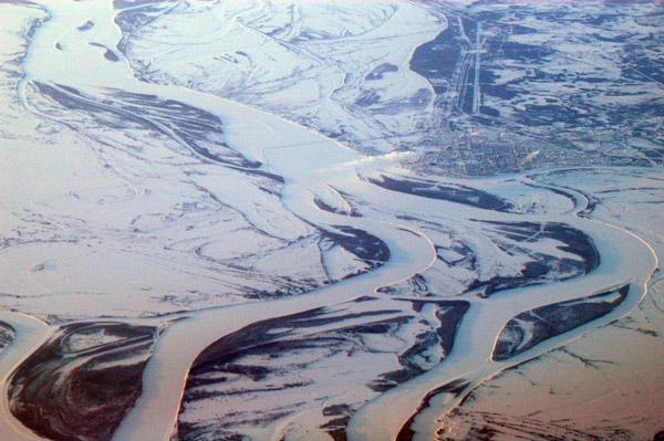 Nizhnevartovsk (Нижнева́ртовск) West Siberia,