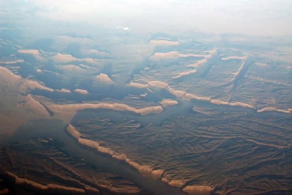 N19 45.39/E017 41.56, Tibesti Mountains, Chad