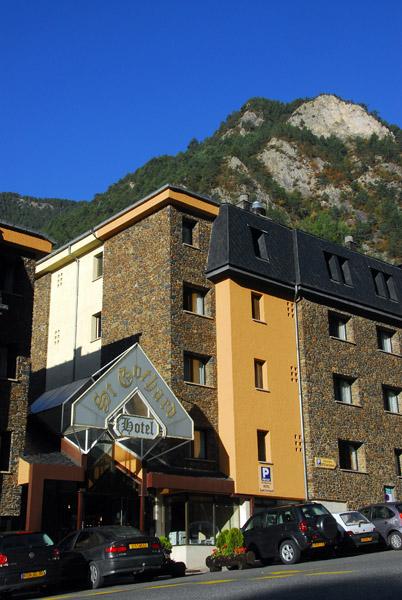 St. Gothard Hotel, Arinsal